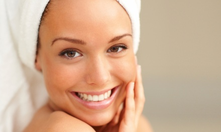 One or Three 60-Minute Customized Elemental Facials at Ra Salon | Spa (45% Off)