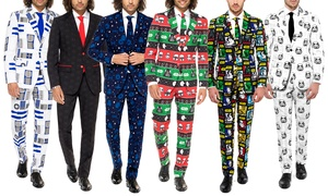 OppoSuits Star Wars-Themed Men's Suit (Slim Fit)