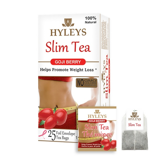 Hyleys Slim Tea Lineup 150 Ct Groupon Goods