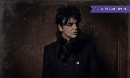 Gary Numan and Gang of Four, Two Tickets on 27 July, Liverpool