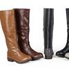 Journee Collection Lynn Women's Knee-High Wide Calf Riding Boots