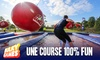Course d'obstacle fun Bulky Games