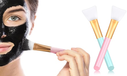Silicone Facial Mud Mask Applicators: Four or Eight