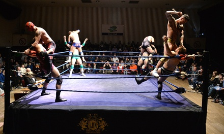 LDN Wrestling Event, 15 December 2018 23 February 2019, Multiple Locations *