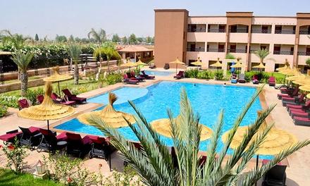 Marrakech : 1 à 9 ou 14 nuits avec petit déjeuner, demi pension ou all inclusive au Club Paradisio 4* pour 2 à 4 pers