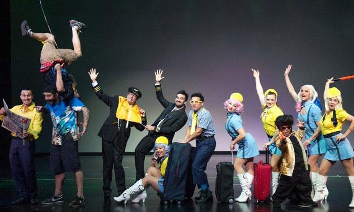 """Twisted Vegas"" - Westgate Las Vegas Resort & Casino: ""Twisted Vegas"" Comedy Variety Show (Through August 6)"
