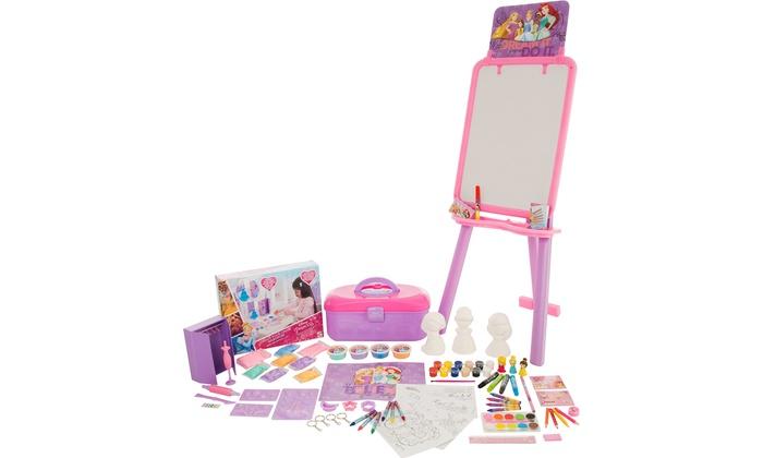 Disney Princess Creative Bundles from £17.99