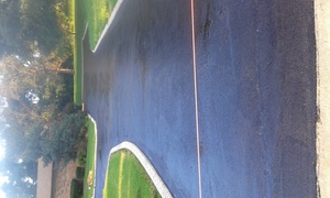 Vets Driveway Co: Eco-Friendly Asphalt Seal Coating from VETS DRIVEWAY CO (45% Off)