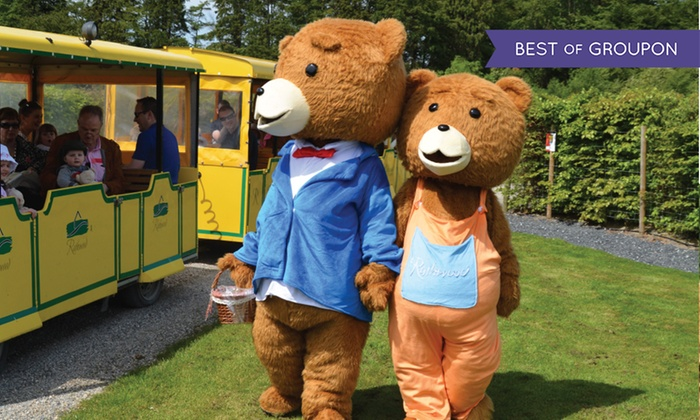 Rathwood - Co. Carlow: Teddy Bear Picnic Entry for Up to Three Children and Up to Two Adults at Rathwood (Up to 47% Off)