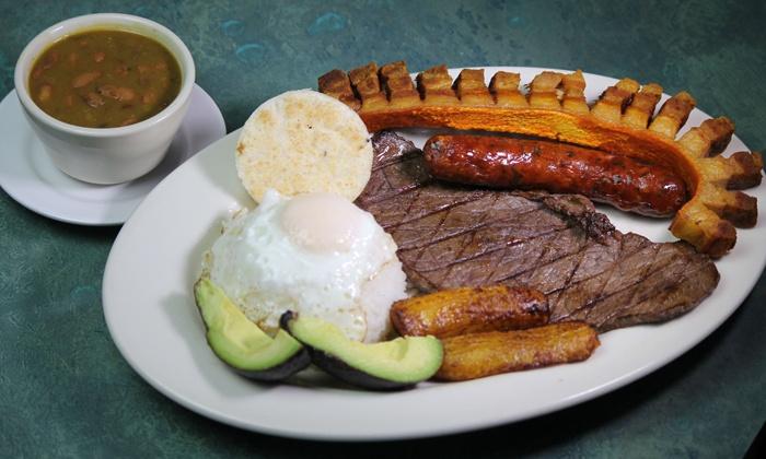 Sonero's Latin Grill - Hunter's Creek: Dinner for Two or Four or More at Sonero's Latin Grill (45% Off)