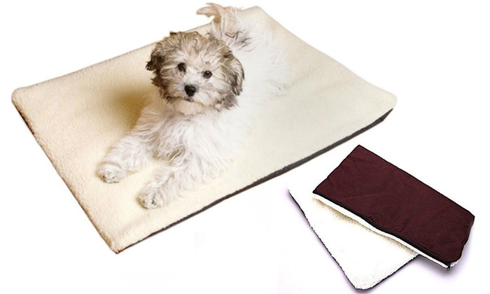 Tappeto Morbido Per Cani : Tappetino per animali autoriscaldante groupon goods