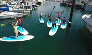 Up to 52% Off Kayak, SUP, and Surf Rentals or Membership at Paddle Sports Center, plus 6.0% Cash Back from Ebates.