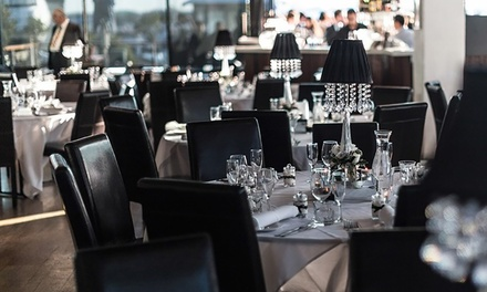,699 for a 3 or 4Course Function Package , 120, or 250 People at Pier 35 Bar and Grill Value