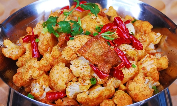 Hot Dynasty - South Salt Lake City: Chinese Food at Hot Dynasty (Up to 50% Off). Two Options Available.