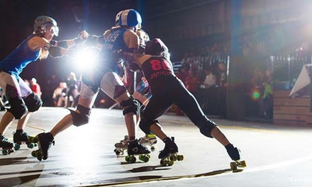 Single-Day Admissions to the Boston Roller Derby for One, Two, or Four (Up to 50% Off). 18 Options Available.