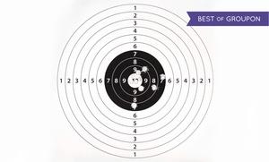 Prado Olympic Shooting Park: Shooting-Range Package for One or Two at Prado Olympic Shooting Park (Up to 48% Off)