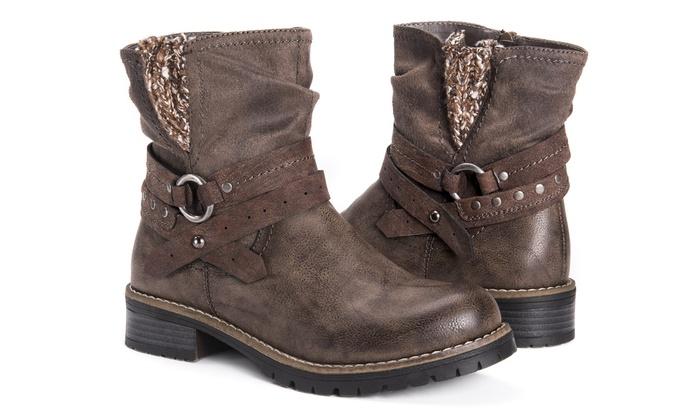 1bfe3af5da1 Muk Luks Women's Ingrid Boots | Groupon