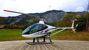Aero Light Helico: Initiation au pilotage d'un hélicoptère avec briefing de 20 min et 20 min de vol à 189 € avec Aero Light Helico