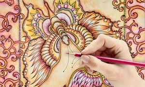 Creative Colouring Course: Online Adult Course from Creative Colouring Course (97% Off)