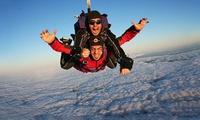 Wertgutschein über 79 € anrechenbar auf einen Tandem-Fallschirmsprung mit Airgasmo