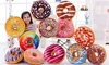 Ebtessam Mousa Trading FZE: One (AED 39), Three (AED 89), Six (AED 165) or Eight (AED 215) Doughnut Cushions