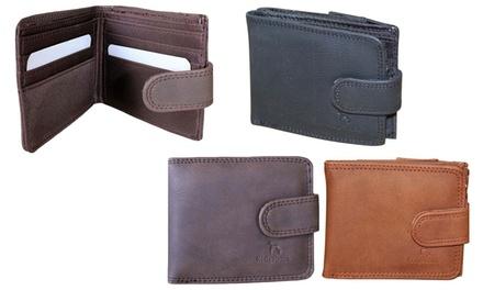 One or Two Men's Ridgeback Wallets