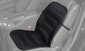 Car Seat Warming Cushion Cover with Lumbar Support