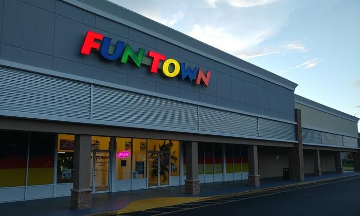 Funtown melbourne florida