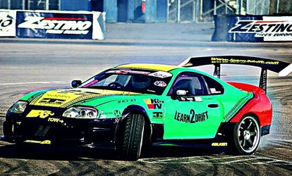 Drifting Experience with Three or Six Passenger Laps at Learn 2 Drift, Four Locations (Up to 64% Off)