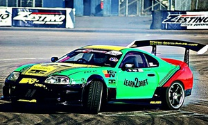Learn 2 Drift: Drifting Experience with Three or Six Passenger Laps at Learn 2 Drift, Four Locations (Up to 64% Off)