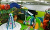 Up to 46% Off Indoor Playground at JuzPlay Kids