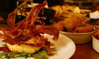 Up to Eight Tapas and  Up to Four Cocktails to Share for Up to Four at The Cuban Canterbury (Up to 59% Off)