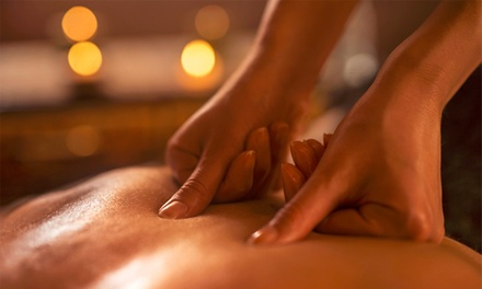 Massaggio shiatsu da 60 minuti