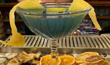 Masterclass de coctelería a elegir para 2 o 4 personas desde 19,90 € en Jekyll And Hyde Lab