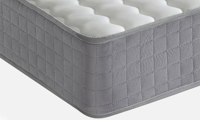 shine relax memory matratze groupon goods. Black Bedroom Furniture Sets. Home Design Ideas