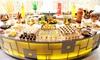 ヒルトン東京ベイ フォレストガーデン - ヒルトン東京ベイ フォレストガーデン: 【3,900円】グルーポン初登場。6大陸に500以上のホテルを展開しているヒルトン≪お寿司点心、各国の本格料理を中心に約40種のブッフェ≫3月31日まで利用可 @ヒルトン東京ベイ フォレストガーデン