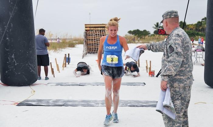 Survival Beach - Wyndham Resort: $37.50 for Admission for One to 5k Run at Survival Beach at Wyndham Resort ($75 Value)