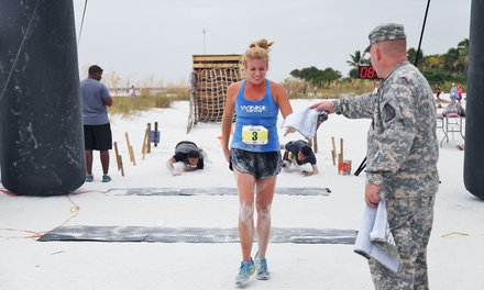 $37.50 for Admission for One to 5k Run at Survival Beach at Wyndham Resort ($75 Value)