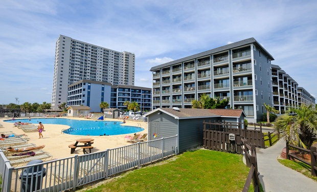 Myrtle Beach Vacation Condos With Ocean Views