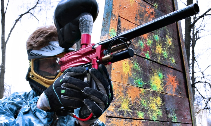 The Frightmare Compound - West Westminster: $118 for a Zombie Paintball Experience for Two at The Frightmare Compound ($198 Value)