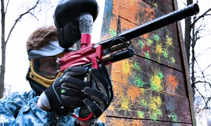 Krossfire Paintball: Paintball Pass for One, Two or Four with Equipment Rental at Krossfire Paintball (Up to 54% Off)