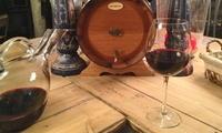 Australian sparkling & wine degustatie en stevige tapas voor 2 of 4 personen bij Australian Fine Wines