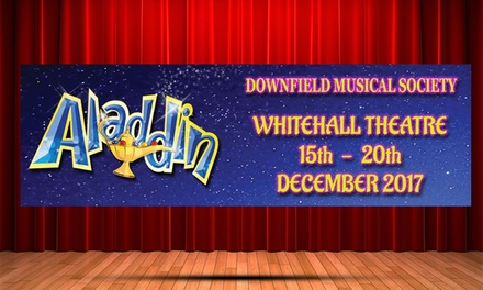 Downfield Musical Society Presents Babes in the Woods at The Whitehall Theatre