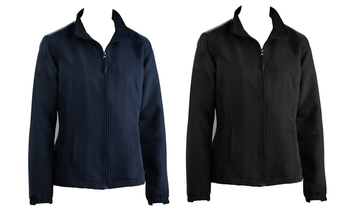 Greg Norman Full-Zip Windbreaker