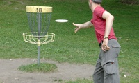 Foot Golf, Frisbee Golf or Pitch & Putt Golf for a Child, Adult or a Family of Four at Central Park Golf (50% Off)