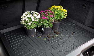 Weather-Proof Thick Rubber Trunk Liner Tray