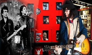 Irish Rock and Roll Museum: Irish Rock N Roll Museum VIP Tour for Two Adults (Up to 44% Off)