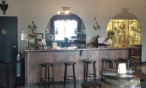 Dragon Distillery: Distillery Tour and Tasting with Shot Glasses and Coasters for Two or Four at Dragon Distillery (Up to 38% Off)