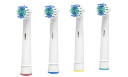 Pack de 5 à 100 têtes de brosse à dents compatibles Oral-B