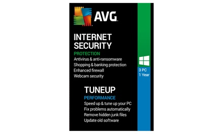 Pack AVG Internet Security 2020 y Tune Up 2020